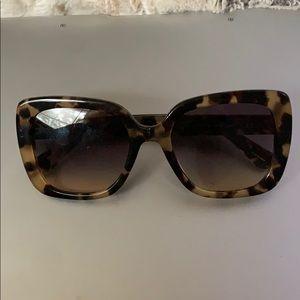 kate spade tortoise sunglasses